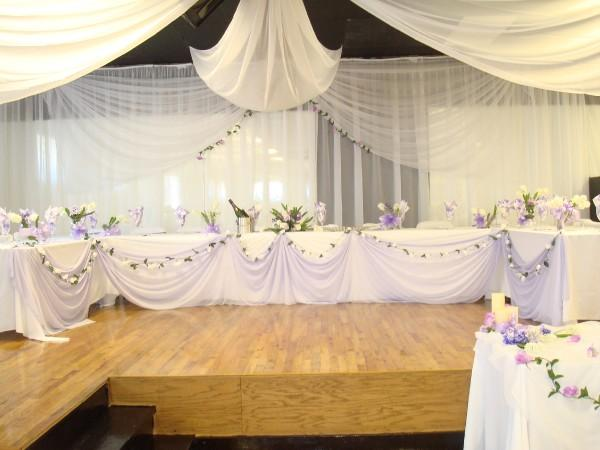 elegant wedding backdrops