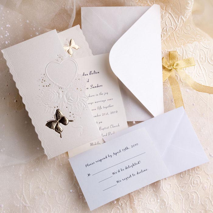 Top 10 Wedding Colors Ideas and Wedding Invitations for Spring 2014