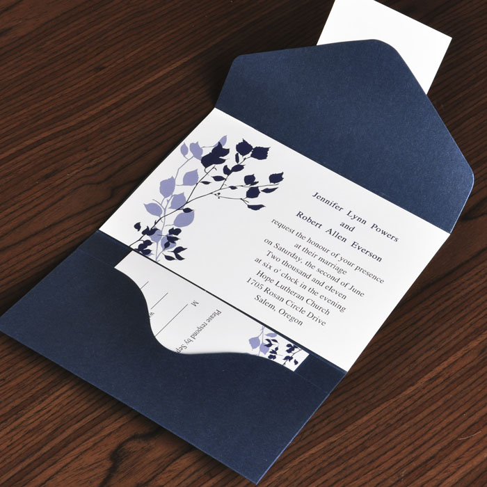 latest wedding color trends blue wedding ideas and invitations