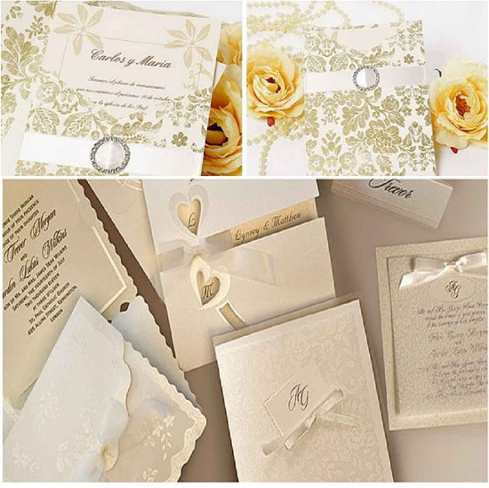 Elegant Wedding Invitations To Set The Tone For Your Big Day