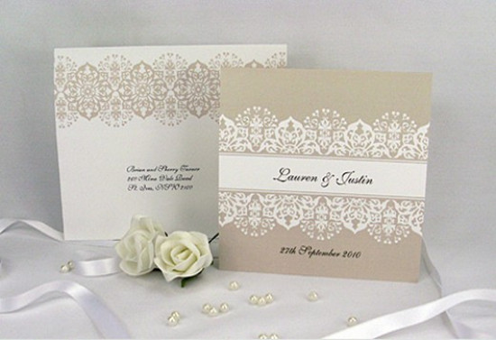 elegant wedding invitations to set the tone for your big day, Wedding invitations