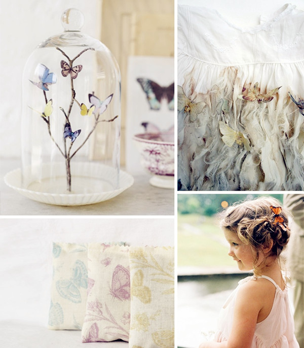 Wedding Theme Ideas 2013: Top 5 Butterfly Wedding Invitations And Wedding Cakes