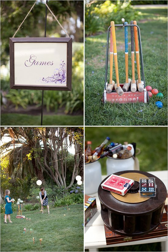 fall wedding game ideas
