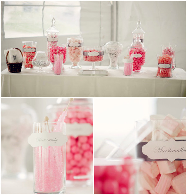 Pink Theme Wedding Ideas