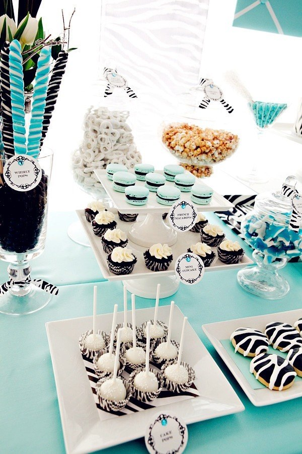 Tiffany Blue Wedding Supplies