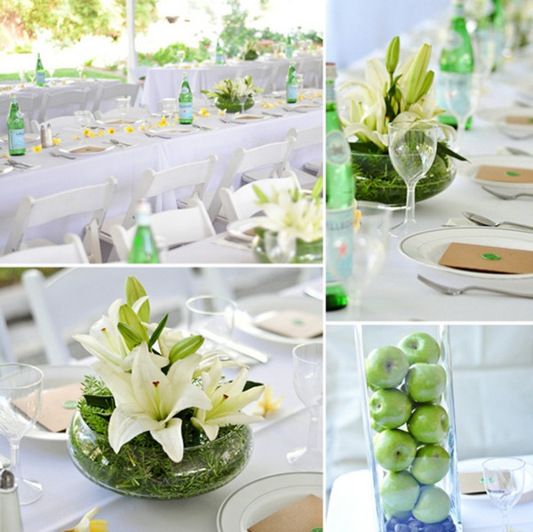 wedding centerpieces on a budget
