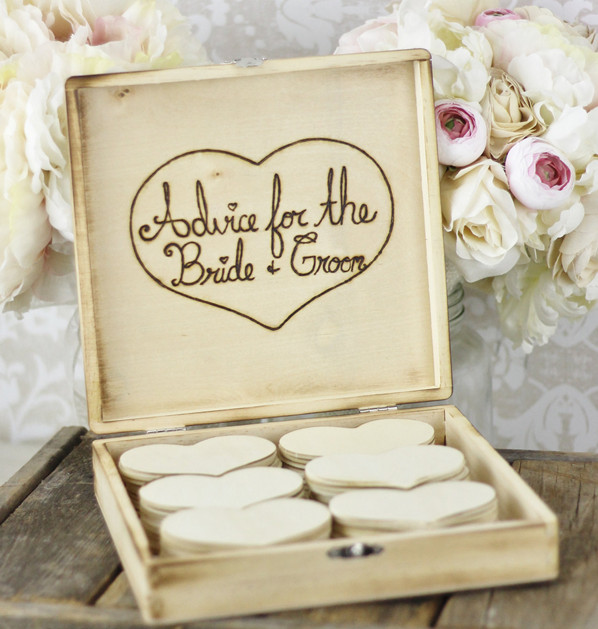 Special Wednesday—Top 10 Unique Wedding Guest Book Ideas ...