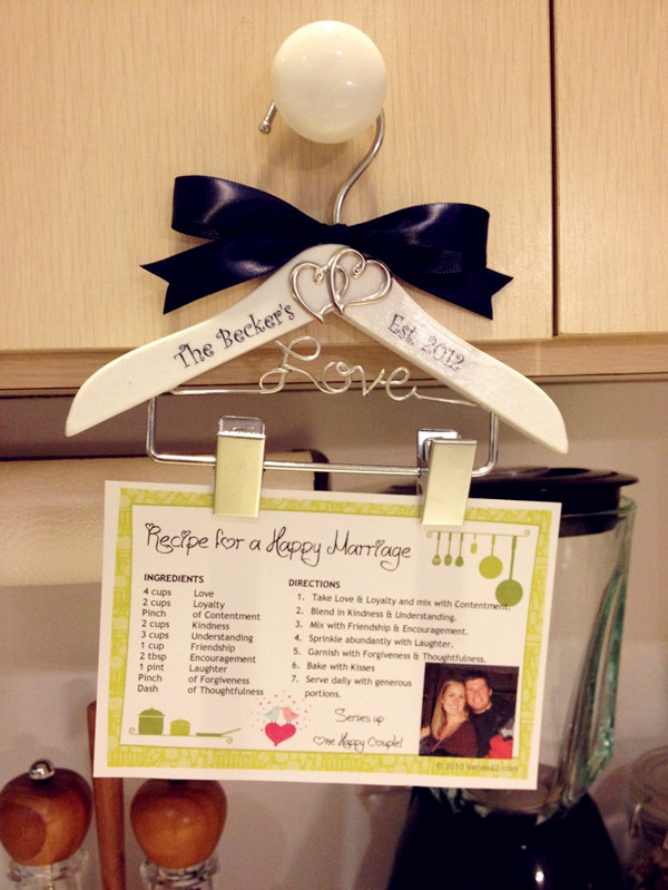 recipe bridal shower