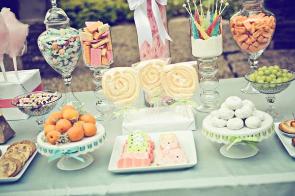 sugar spice bridal shower