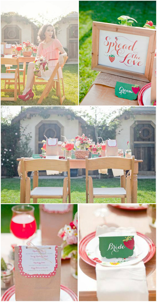 garden bridal shower ideas