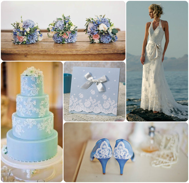 lace wedding inspirations