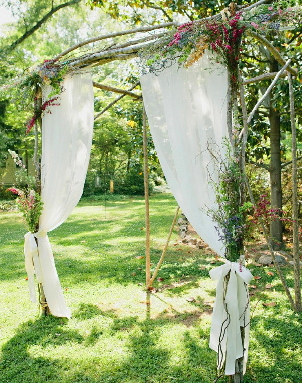 Outdoor decoration ideas for rustic weddings outdoor wedding ideas rustic junglespirit Image collections