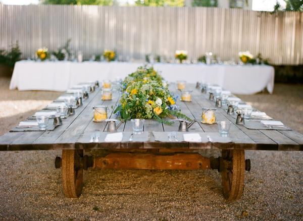 Outdoor Decoration Ideas for Rustic Weddings Elegantweddinginvites
