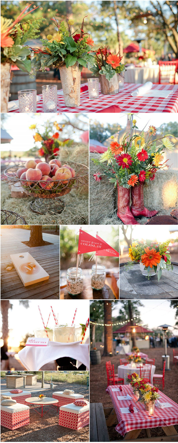 Outdoor decoration ideas for rustic weddings elegantweddinginvites outdoor decoration ideas for rustic weddings junglespirit Image collections