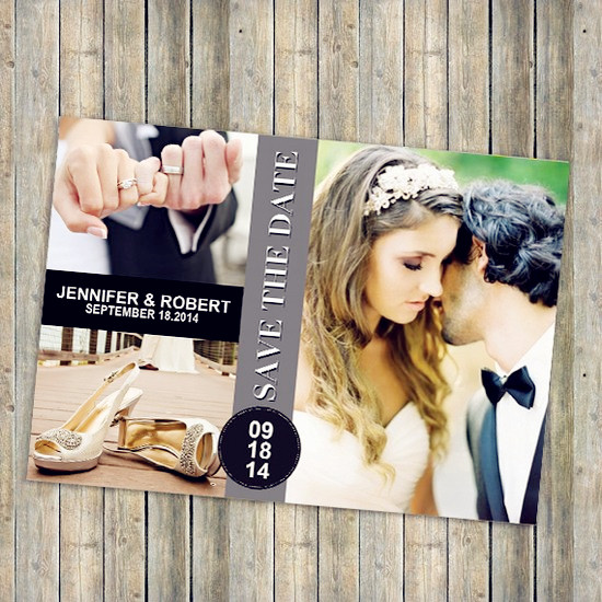 Save the Date Cards with the Price of As Low As $0.33 at ...