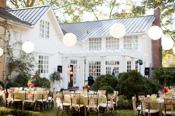 DIY Backyard Wedding Ideas Wedding Trends Part - Backyard weddings ideas