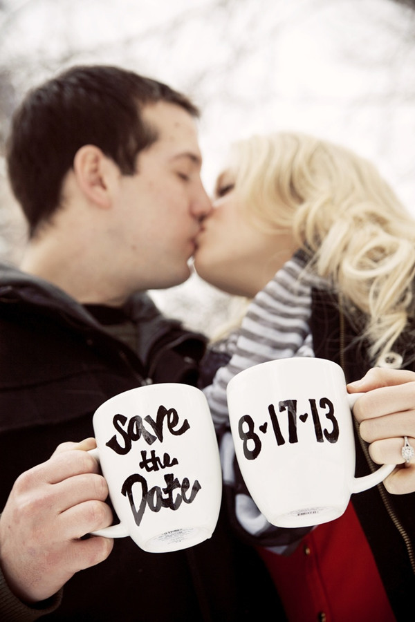 creative ideas to save the date