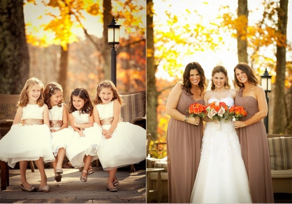 fabulous fall wedding ideas 2013 trends