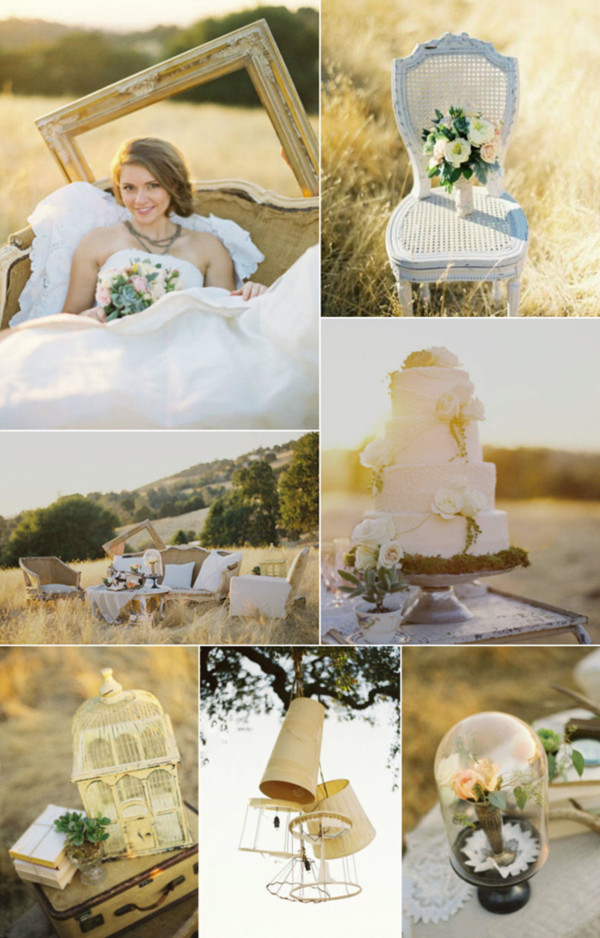 fabulous country rustic ideas for an outdoor wedding