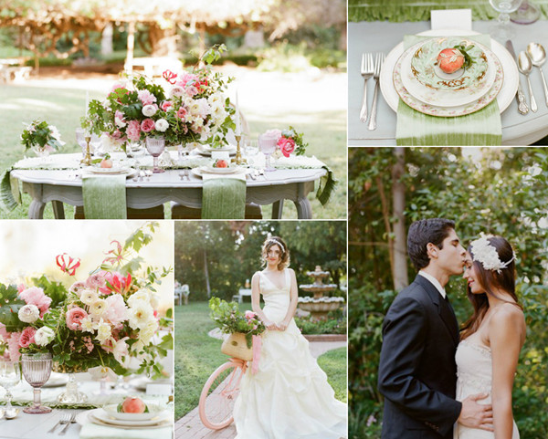 Neutral Elegant Outdoor Wedding: 8 Perfect Outdoor Wedding Venue Ideas 2013 And 2014
