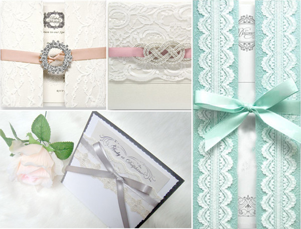 all about lace wedding invitations 2014 trends