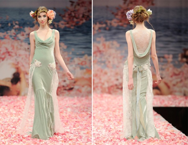 Claire Pettibone 2014 Wedding Dresses-An Earthly Paradise ...