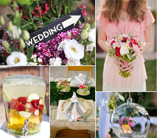 Top 8 Trending Wedding Theme Ideas 2014 Elegantweddinginvitescom Blog