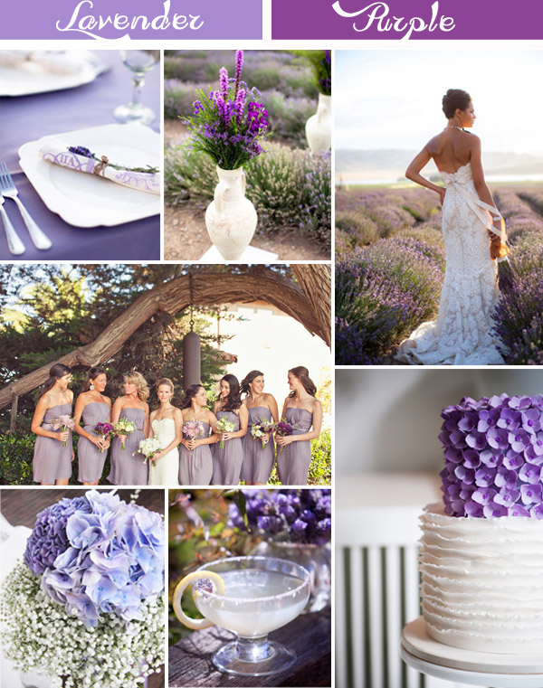 Lavender inspired wedding color ideas and wedding invitations country rustic purple and lavender inspired wedding ideas 2014 junglespirit Images
