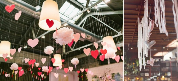 hearts lighting decorations for weddings 2014 inspired by valentine's day