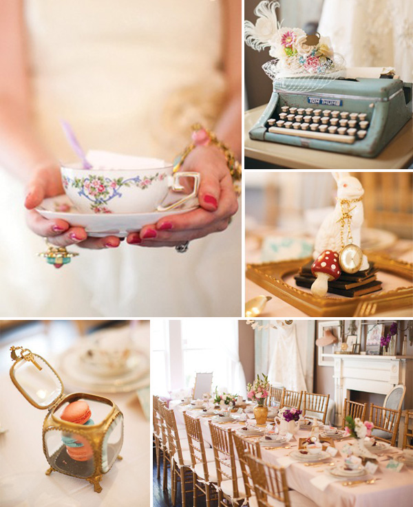 Ordinaire Shabby Chic Vintage Bridal Shower Theme Ideas 2014