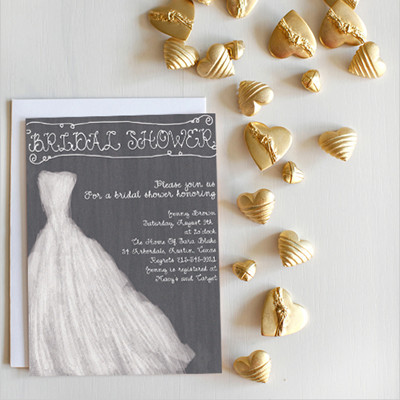 country rustic bridal shower invitations 2014
