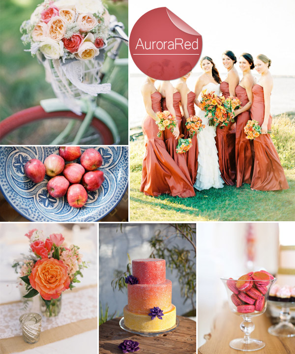 Top 10 Pantone Fall Wedding Colors 2014 Trends ...