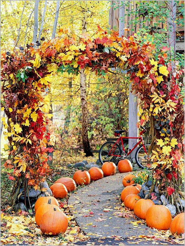 fabulous fall wedding color ideas 2014 trends