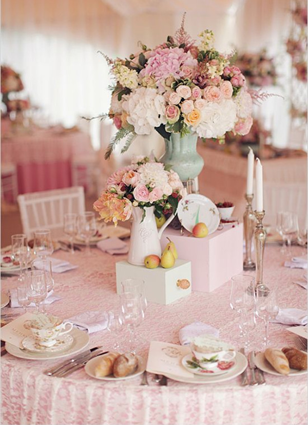 Fabulous pink wedding color combo ideas for different seasons in a fabulous pink wedding color combo ideas for different seasons in a year junglespirit Gallery