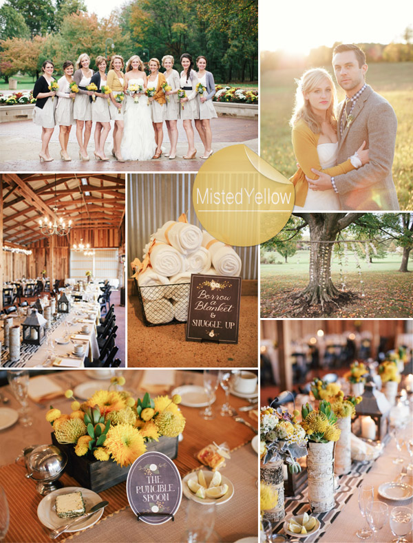 country wedding colors for fall top 10 pantone fall wedding colors 2014 trends 27957