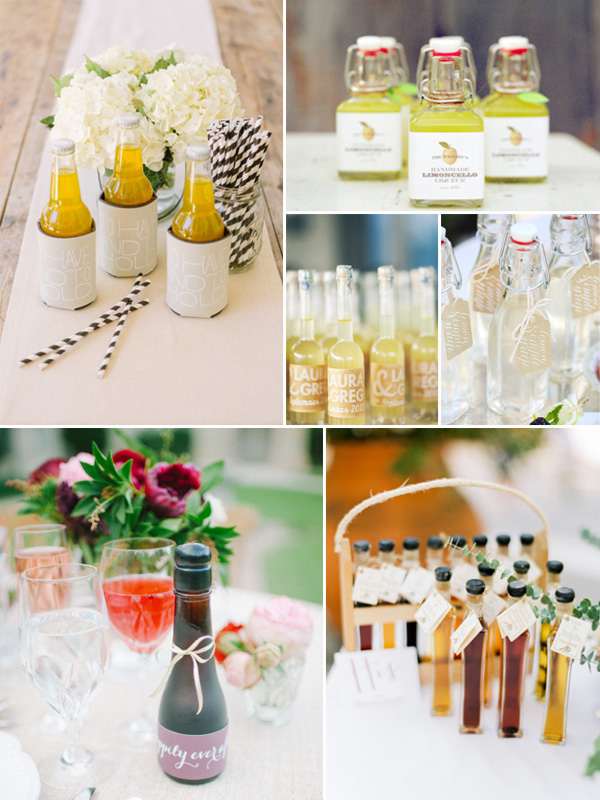 10 Great Fall Wedding Favors For Guests 2014