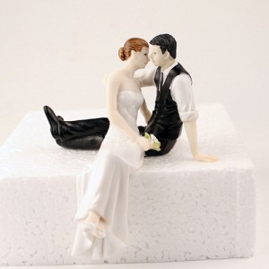 Romantic Cake Topper