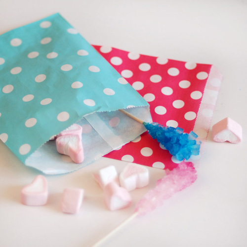 Tiffany Blue Favor Bags