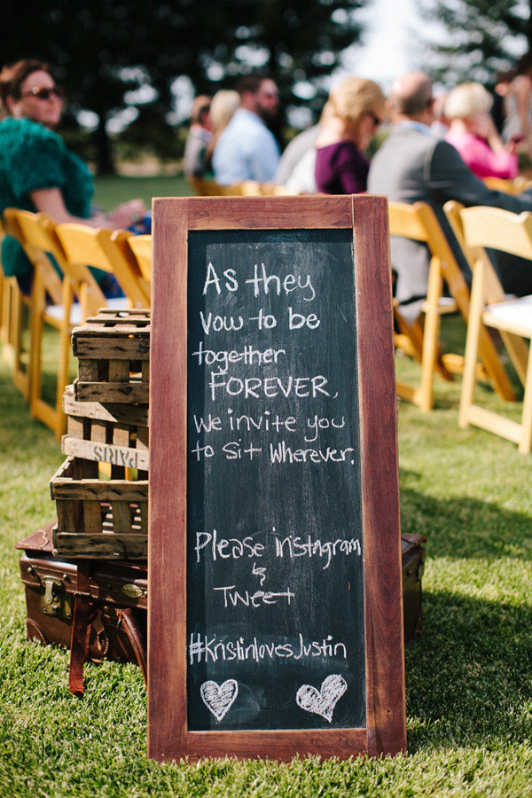 instagram hashtag ideas for fall rustic themed wedding signs10