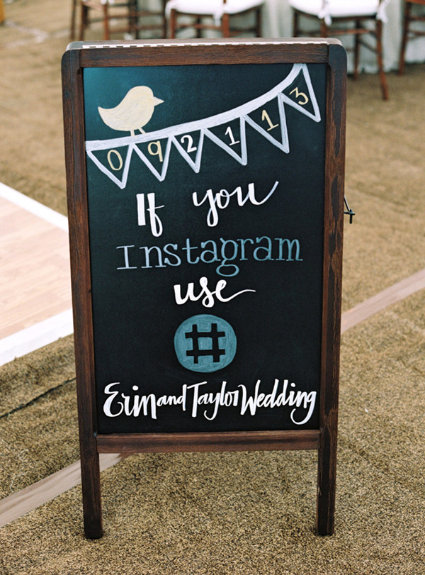 Instagram Hashtag Ideas For Love Birds Themed Weddings9