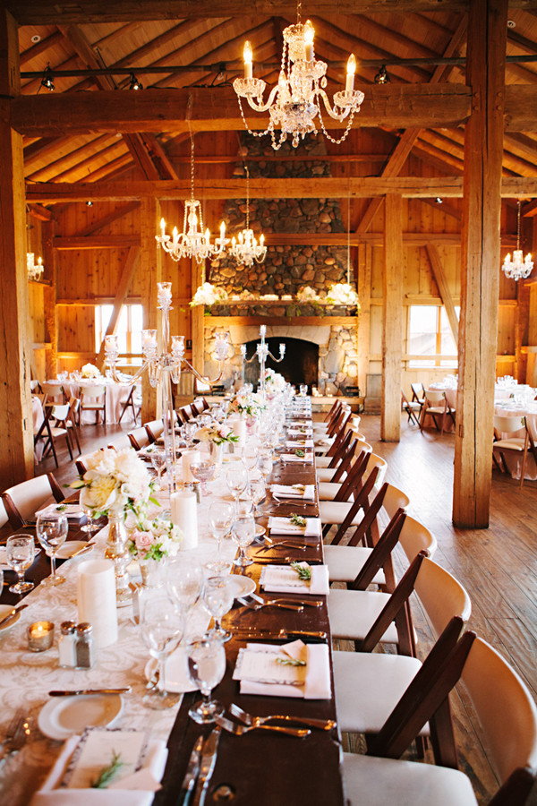 10 rustic wedding details we heart elegantweddinginvites blog barn themed wedding reception and decoration ideas for country rustic weddings junglespirit Gallery