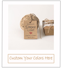 2015 trending country rustic wedding favor tages