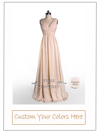 Peach-Modest-Bridesmaid-Dresses-with-Pleated-Design-p-TBQP099_a1