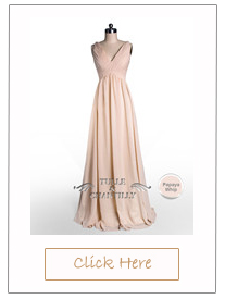 blush long bridesmaid dresses for country rustic weddings