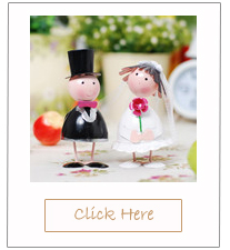 cute wedding cake toppers for country rustic weddings