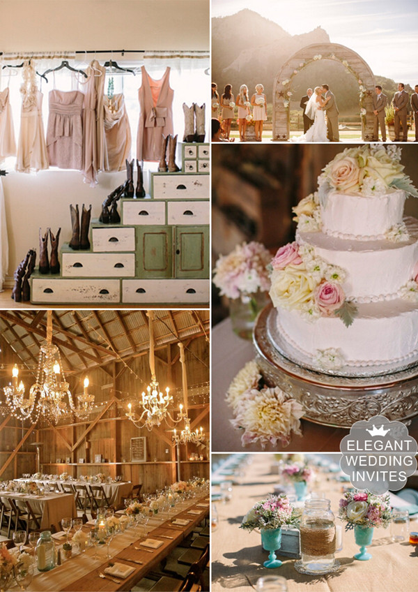 ranch venue inspired country rustic barn wedding ideas 2015