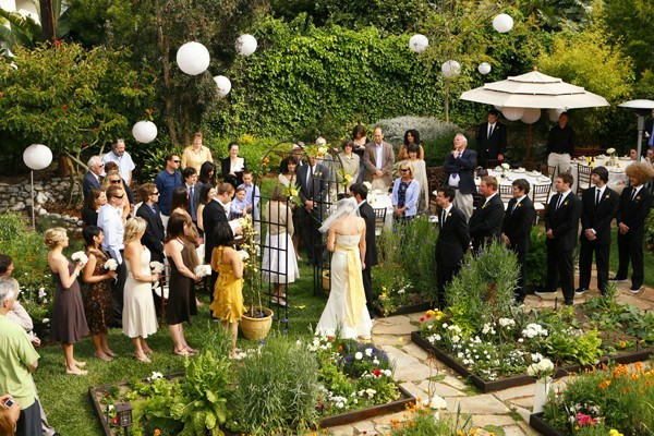 2015 trending country rustic backyard intimate wedding ideas