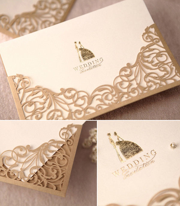Best Wedding Invitations Cards: Top 10 Laser Cute Elegant Wedding Invitations