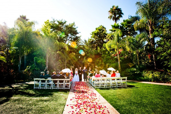 Outdoor Intimate Wedding Ideas For A Destination Event