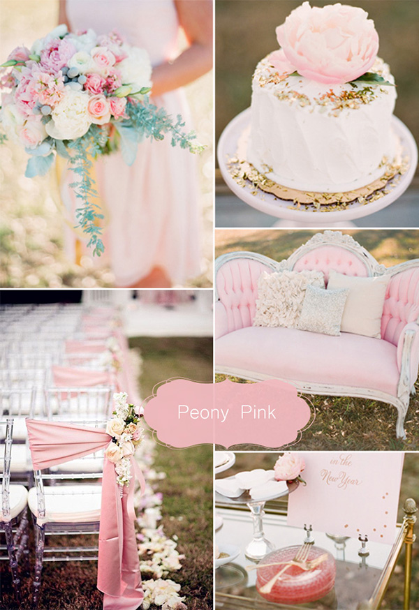 Five Refreshing Wedding Color Ideas That Brides Will Love | Tulle ...